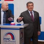Президент Татарстана включил цифровое эфирное телевидение еще в десяти районах республики
