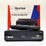 Новые DVB-T2 приёмники TV STAR