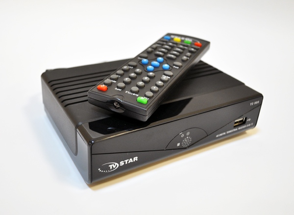 TV STAR T2 505 HD USB PVR