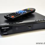 Цифровой эфирный приёмник Rolsen RDB-602 CI – для просмотра платных каналов