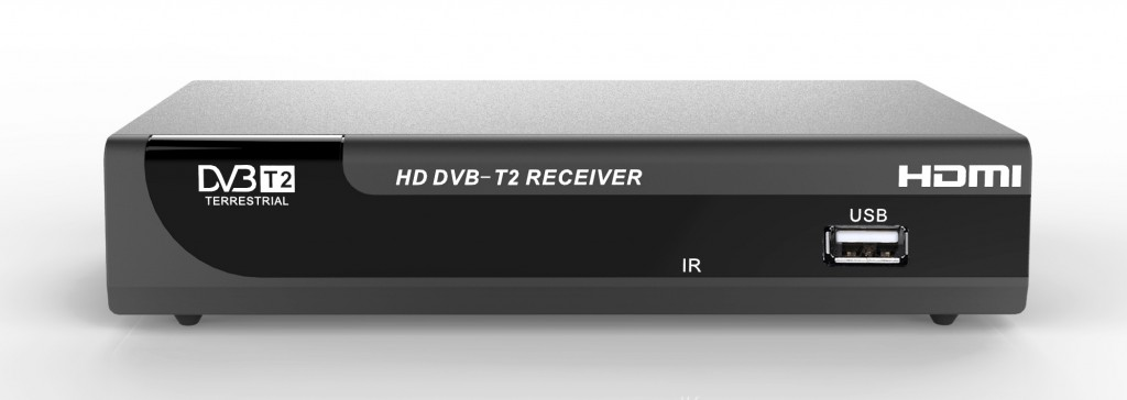 Китайский DVB-T2 ресивер