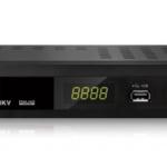 Новый DVB-T2 ресивер от BBK