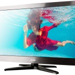 Новый LED телевизор c DVB-T2 тюнером