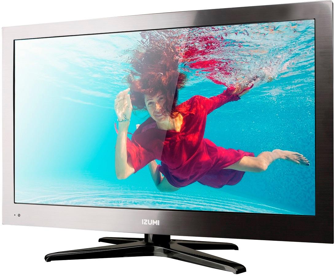 Телевизор Izumi DVB-T2
